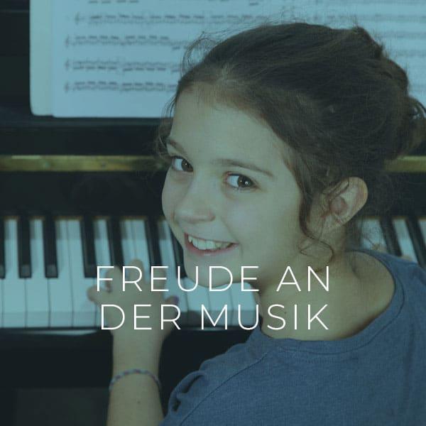 Freude an der Musik